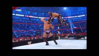 Chris Jericho vs Rey Mysterio - WWE - Extreme Rules 09 - 7/6/09