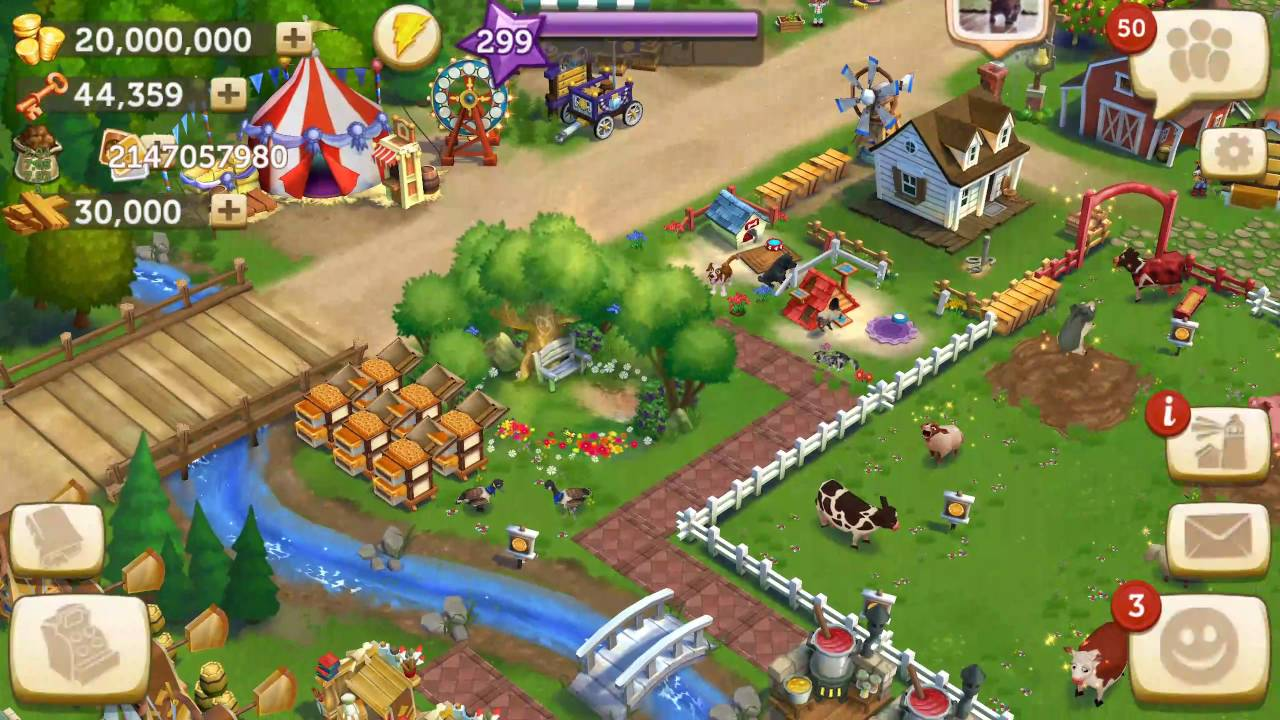 Farmville 2 country escape farmhand combination youtube for Farmville 2 decorations