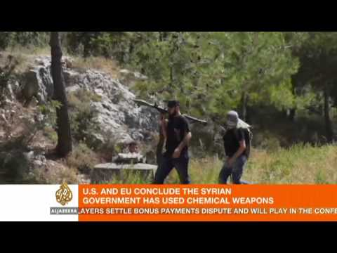 Syrian National Council: US arms can make immediate difference