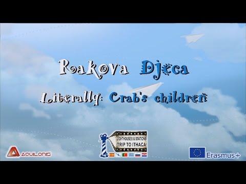 LASTTI - Lighthouses and Stations: Trip to Ithaca - Crab's children / Rakova djeca