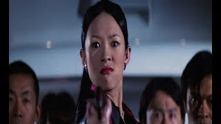 Tinashe Throw A Fit | Movie Music Video | Fight choreography | Tomb Raider | Michelle Yeoh | AMV