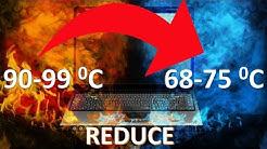 4 Methods to Reduce CPU/GPU Temperatures