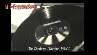 The Shadows - Nothing, folks (un-issued record)