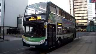 Stagecoach Hybird Enviro 400 12228 SL63FZK At Manchester On The 11/03/2014