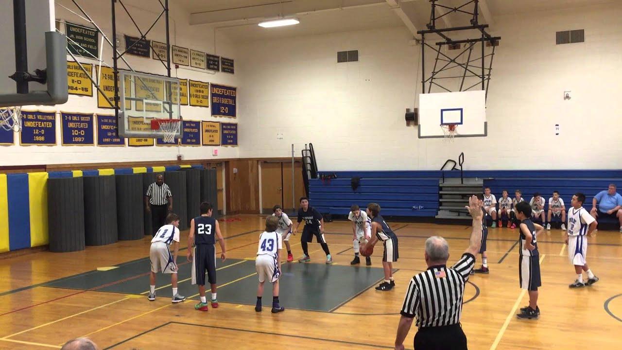 2015 12 12 CYO Basketball 68 - YouTube