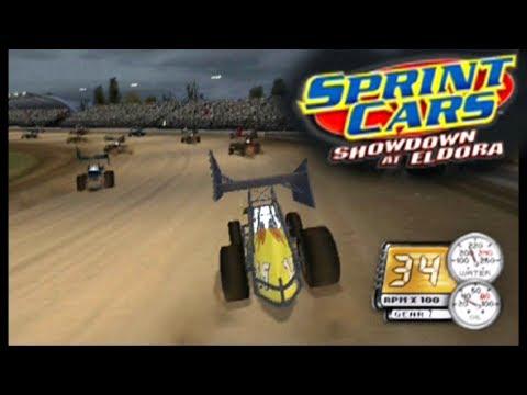 Sprint Cars 2: Showdown at Eldora ... (PS2)