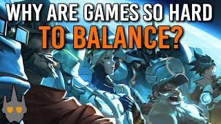 Why Are Games So Hard To Balance?