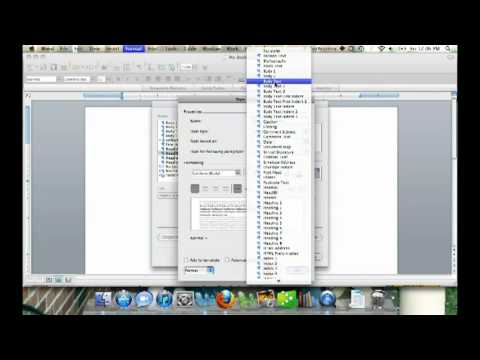 How to Format a Book For Publication in MS Word (selfmkt episode 39)