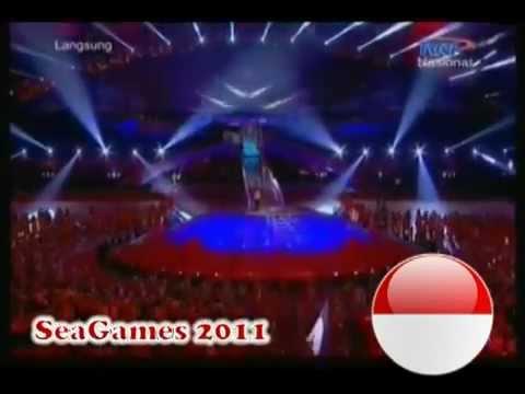 2. Agnes Monica, Afgan, Giring Nidji - Wa E Wa E  O Kita Bisa @ Closing Ceremony Sea Games 2011.mp4