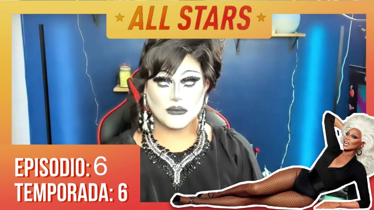ALL STARS 6 EP 6   RUMERICAN HORROR STORY COVEN GIRL   REVIEW