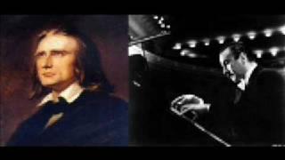 Claudio Arrau Liszt Trois Etudes de Concert S.144 III Un Sospiro