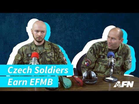 AFN Bavaria Morning Show |  EFMB Radio Interview