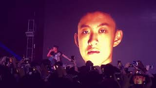 Download Video Rich Chigga ﹣ Who That Be @  88rising Asia Tour 20171202 上海站 MP3 3GP MP4