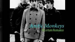 Arctic Monkeys- A Certain Romance+free download