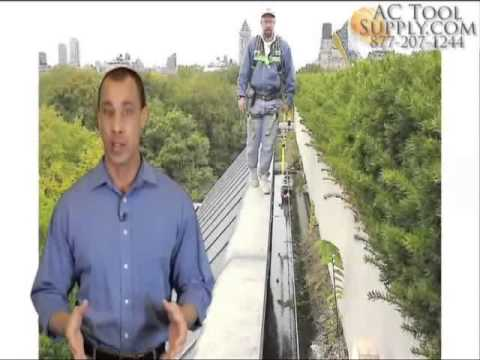 OSHA ANSI Fall Protection Safety