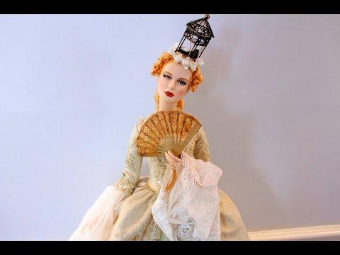 Tonner Doll Belle Dame 22 Inch American Model