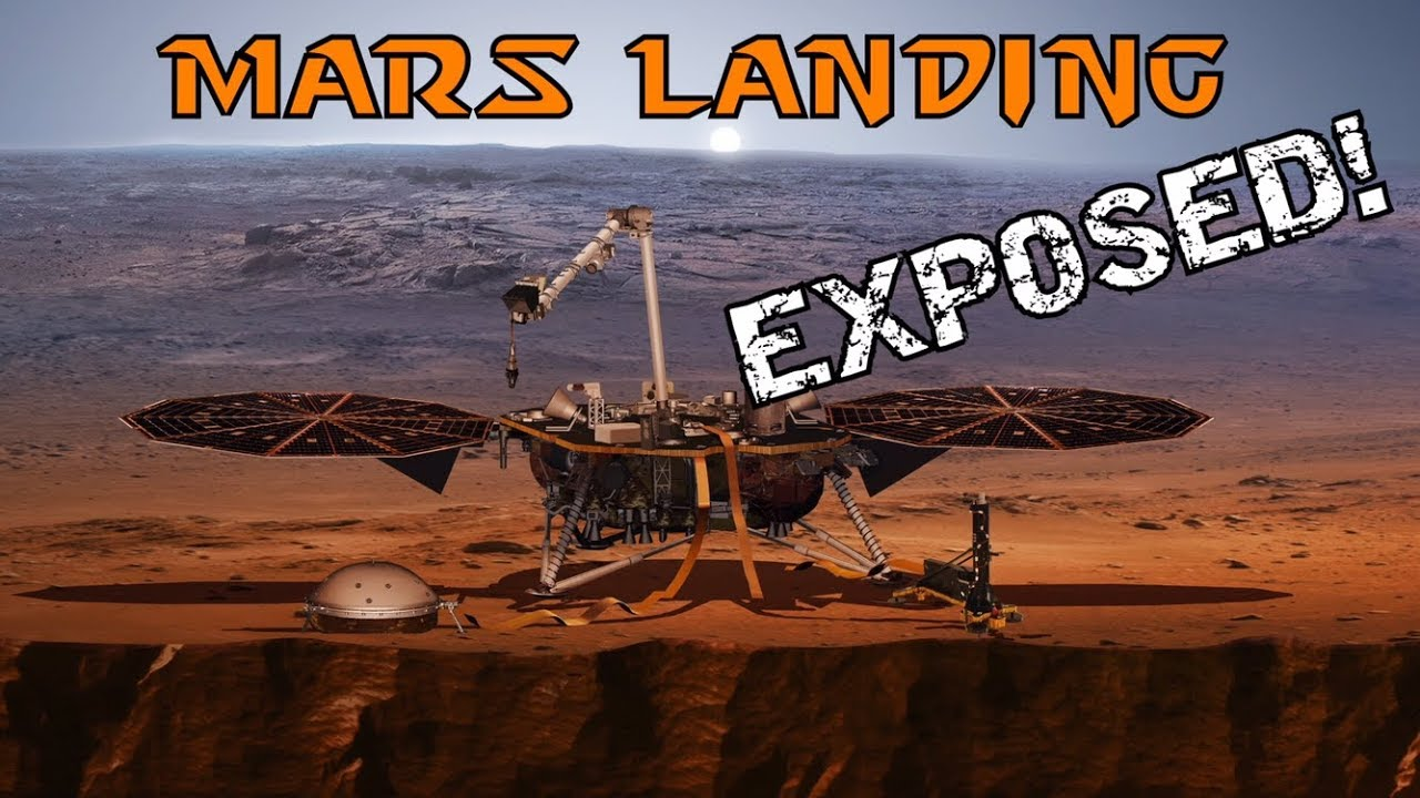 mars landing how fast - photo #22