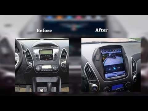 Hyundai Ix35 10 4 Quot Tesla Style Vertical Touchscreen 11 16