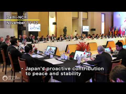 Foreign Minister Kishida Visits Iran and Attends ASEM Foreign Ministers' Meeting