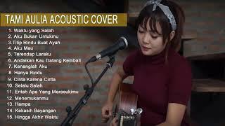 Full album cover (tami aulia live acoustic)
