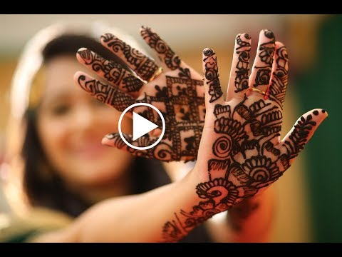 Mehendi Hai Rachnewali | Fahad & Upoma Mehendi | Wedding Chronicle