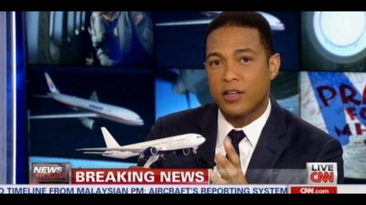 Image result for Images of Don Lemon playing with toy airplane