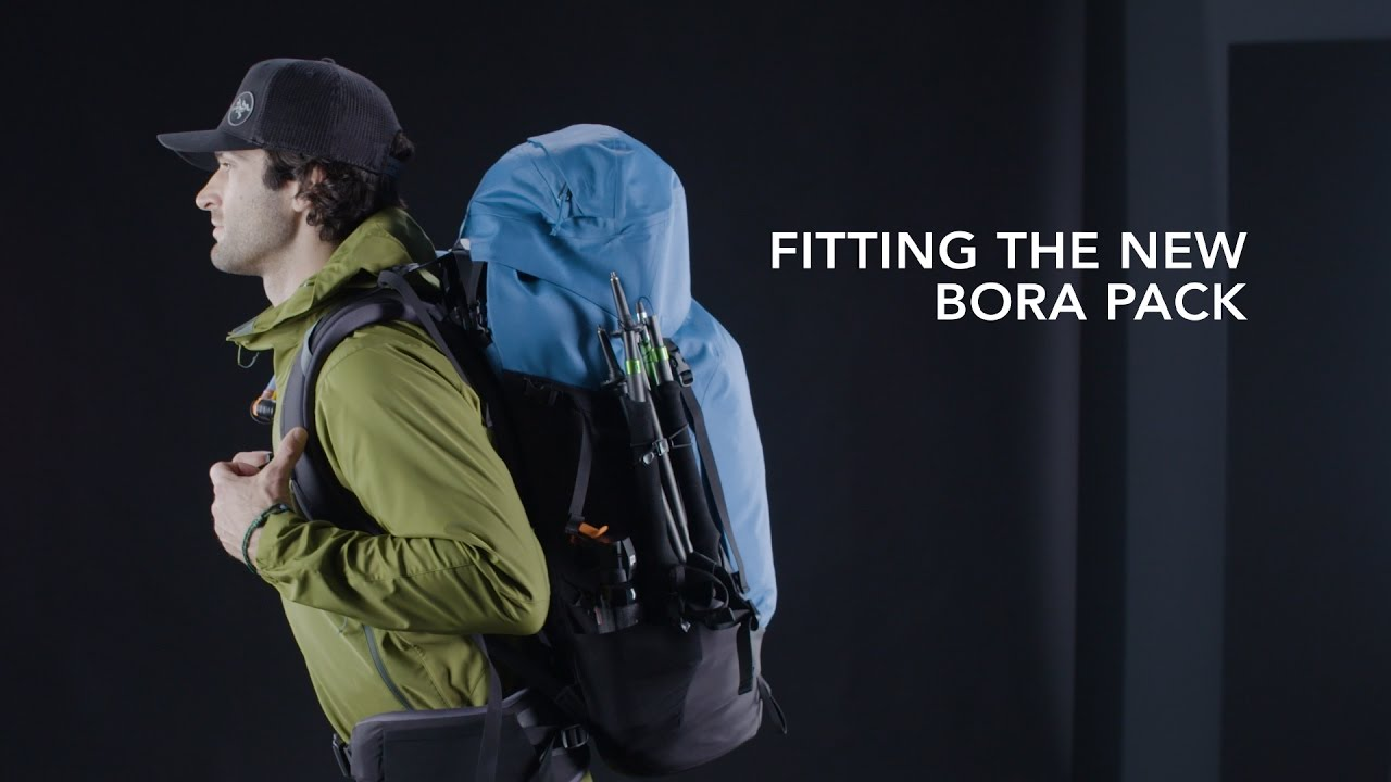 89fb4324e65 Arc'teryx - Fitting The Bora AR Backpack - YouTube