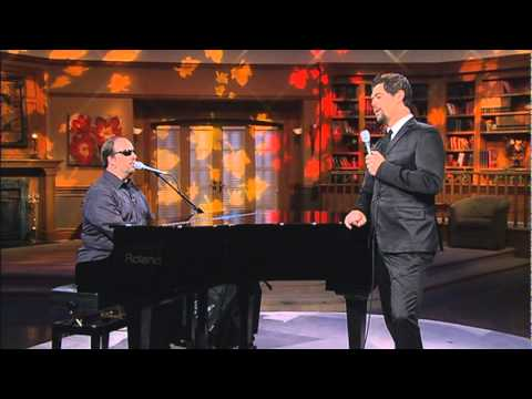 """Thank You Lord for Blessing Me"" - Gordon Mote & Jason Crabb"