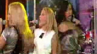 The Cheetah Girls (TCG) Live On GMA 10/12/07 (TCG Interview)