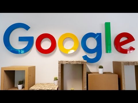 I went to Google Belgium | Weetewa Final 2017