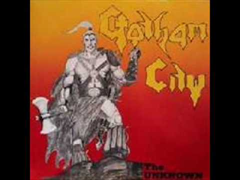 Gotham City - Ravage in time