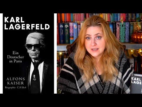 Karl Lagerfeld YouTube Hörbuch Trailer auf Deutsch