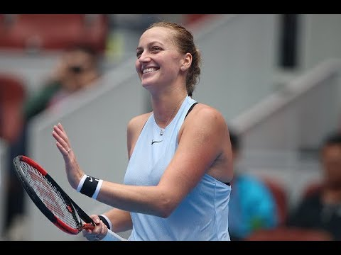 2017 China Open First Round | Petra Kvitova vs. Kristyna Pliskova | WTA Highlights