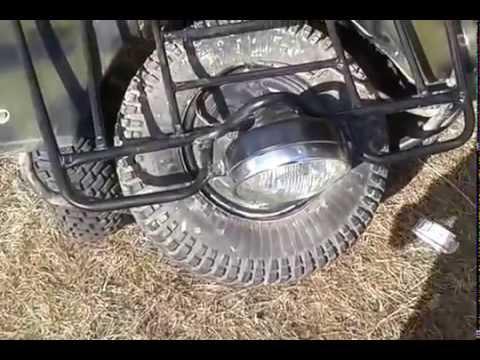 ЗИД 175 4-ШП квадроцикл. # Aris - YouTube