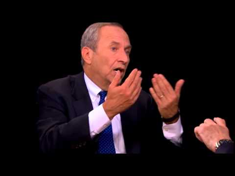 Lawrence Summers on Charlie Rose, Jan  30, 2015