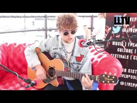 Red Sofa Sessions #onTour - Viola Beach at Astral Coast