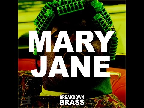 "Breakdown Brass - ""Mary Jane"" OFFICIAL VIDEO (Rick James cover)"