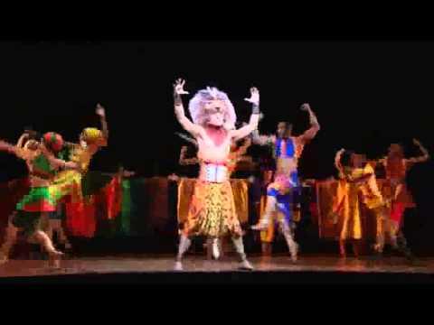 musical de 'El Rey León' llega a la Gran Vía