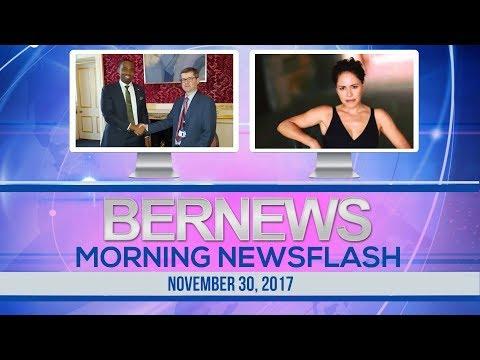 Bernews Morning Newsflash For Thursday November 30, 2017