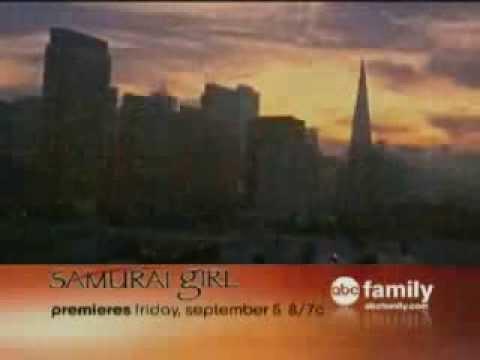 Samurai Girl (TV Series) abc family