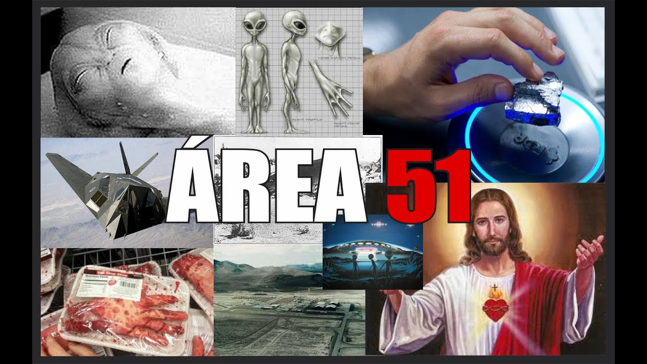 Rea 51 fique por dentro youtube for Area 51 progetti