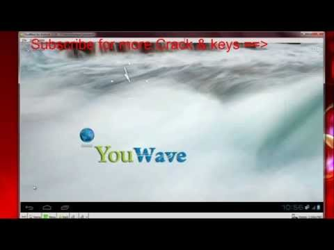 youwave 3.20 activation key