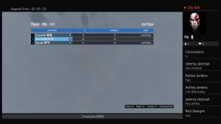 GTA V online game play   (Rated R stream)
