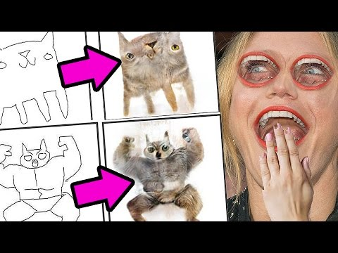 Thumbnail: EDGES2CATS WILL RUIN HUMANITY