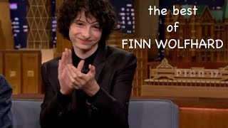 the best of finn wolfhard