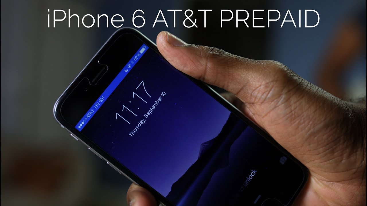 iphone 6 prepaid iphone 6 on at amp t gophone 60 plan 11384