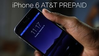 iPhone 6 on At&t Gophone $60 Plan