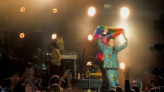 HARRY STYLES at the Greek 9-20-2017, - Tide Pool Vlog 8