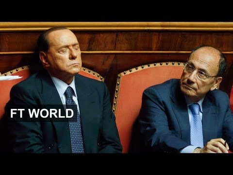 Berlusconi denounces tax fraud conviction