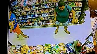 Shoplifters at 7-Eleven in Sugbo, Cebu City